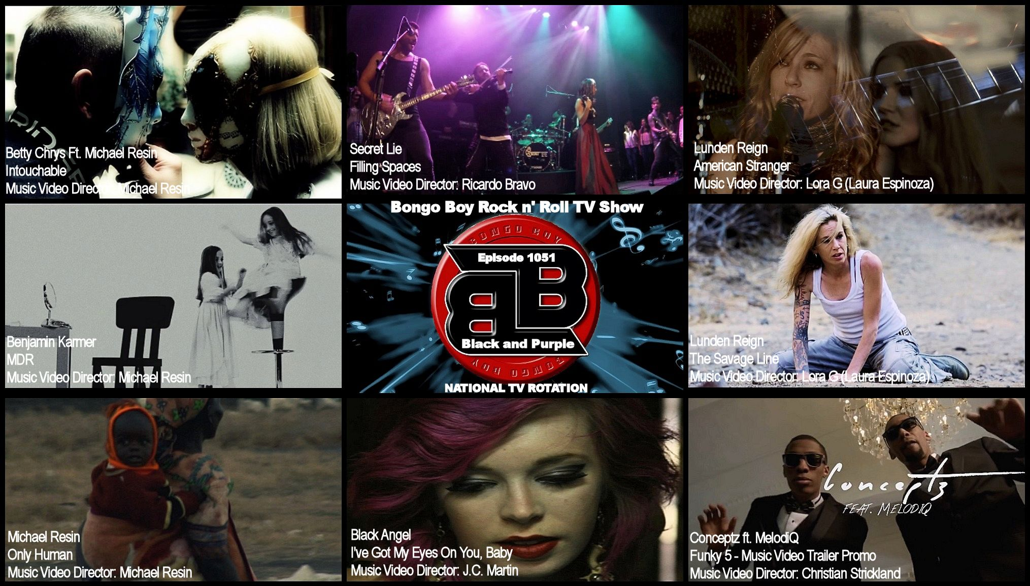 Bongo Boy Rock n' Roll TV Episode 1051
