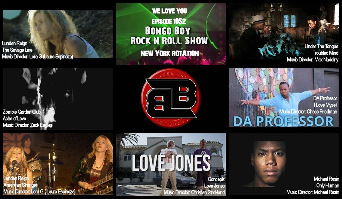 Bongo Boy Rock n' Roll TV Episode 1052