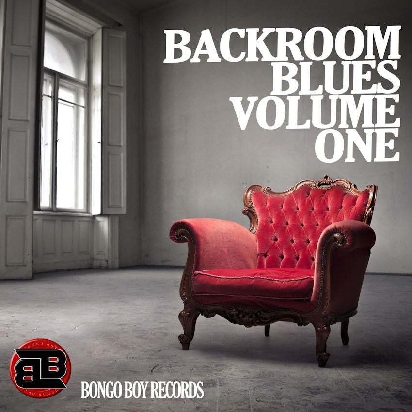 BACKROOM BLUES - Compilation Series - Vol. One