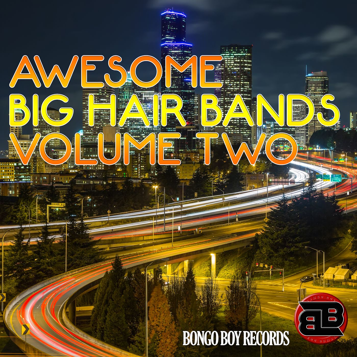 Awesome Big Hair Bands Volume Two