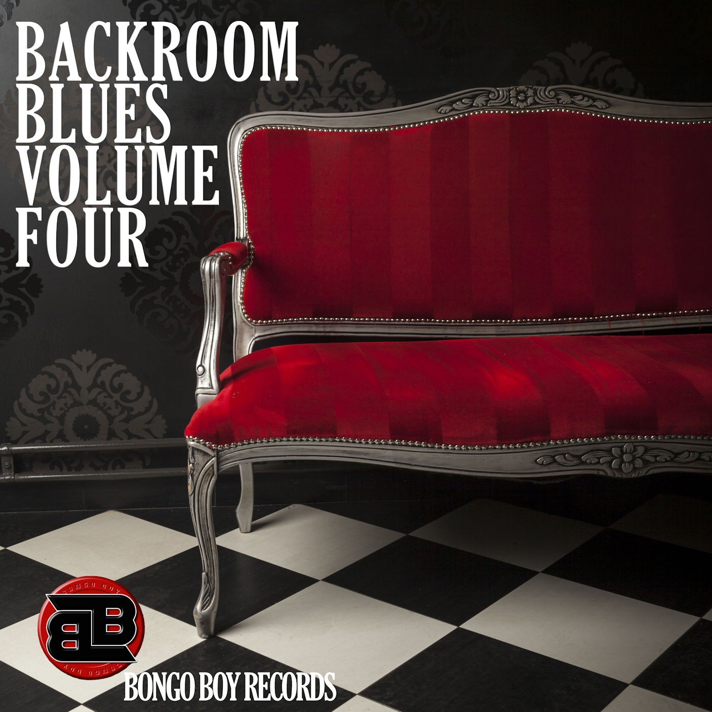 Backroom Blues Volume Four