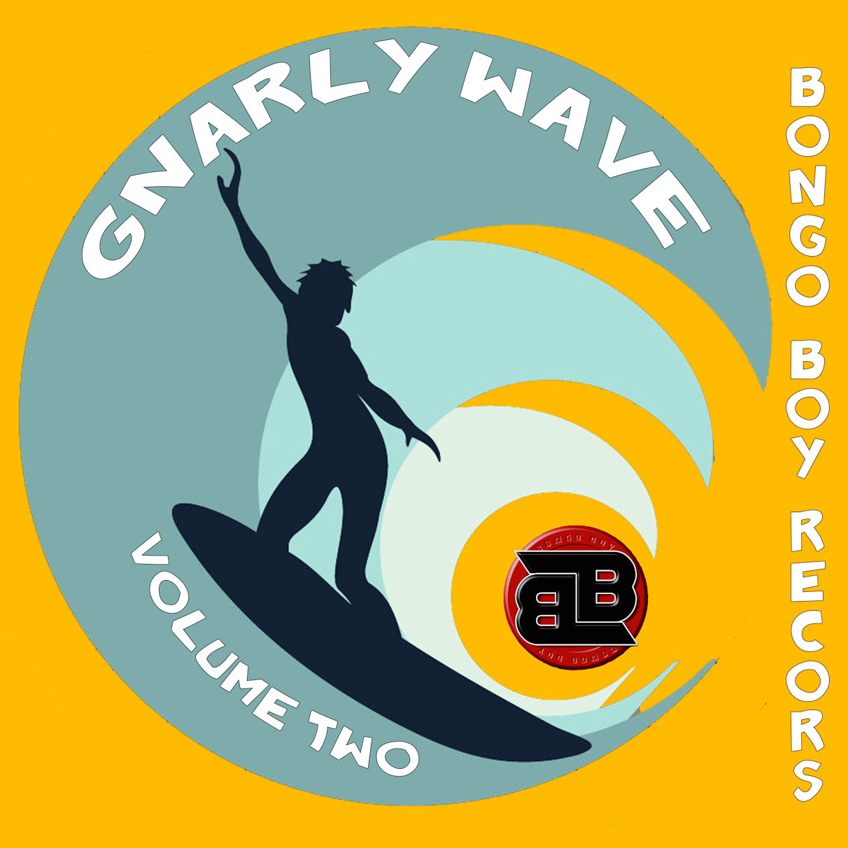 Gnarly Wave Volume Two