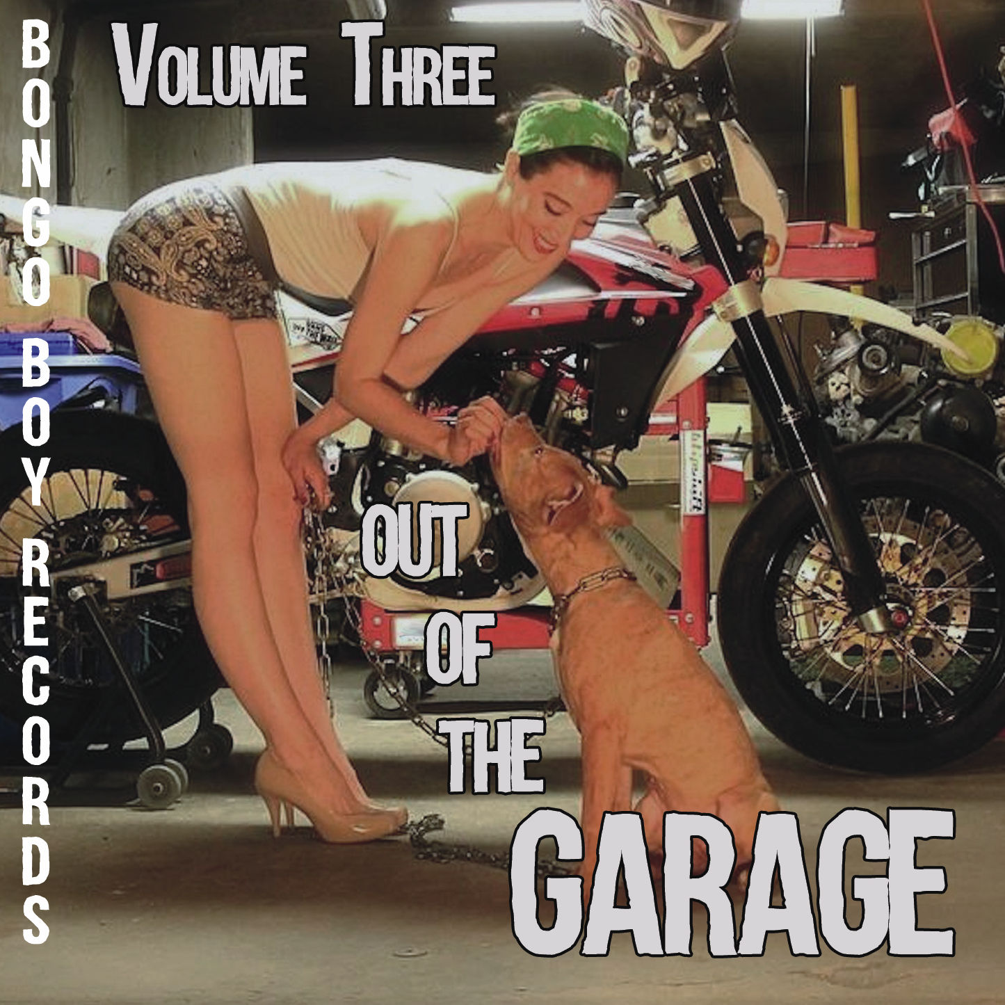 Out Of The Garage Volume Three