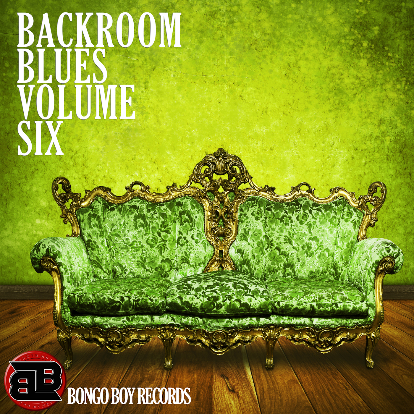 Backroom Blues Volume Six