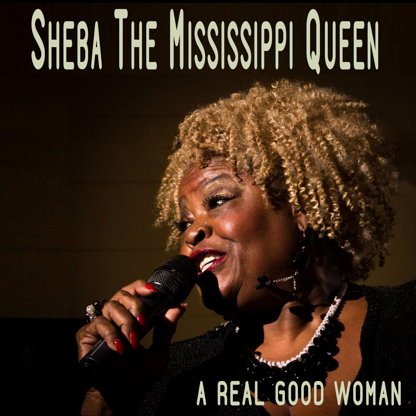 Sheba The Mississippi Queen