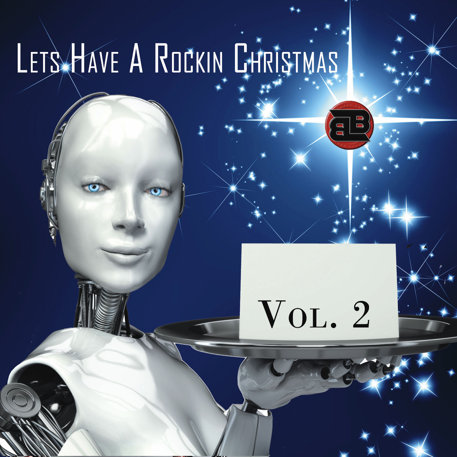Lets Have A Rockin Christmas | The Holiday Album by Various Artists Vol 2