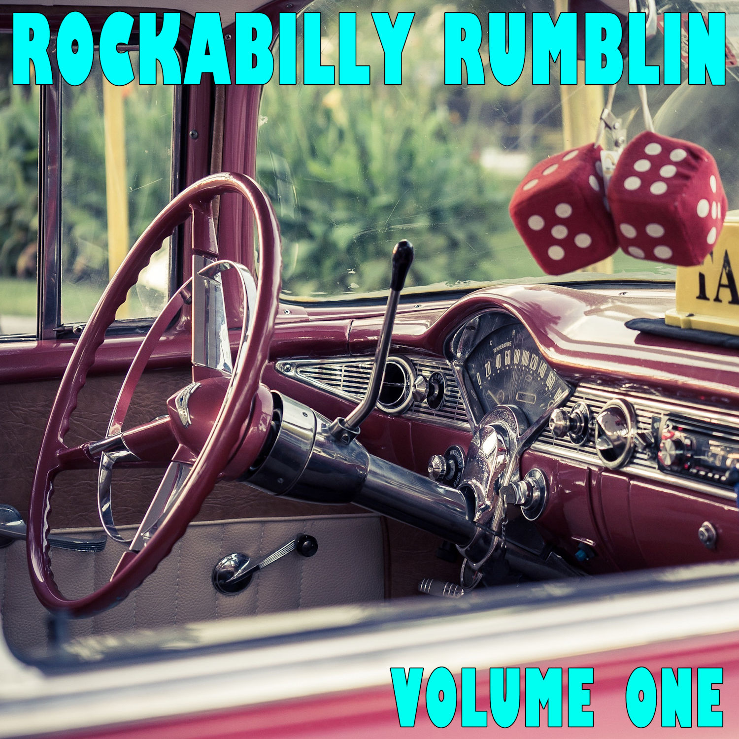 Rockabilly Rumblin Volume One
