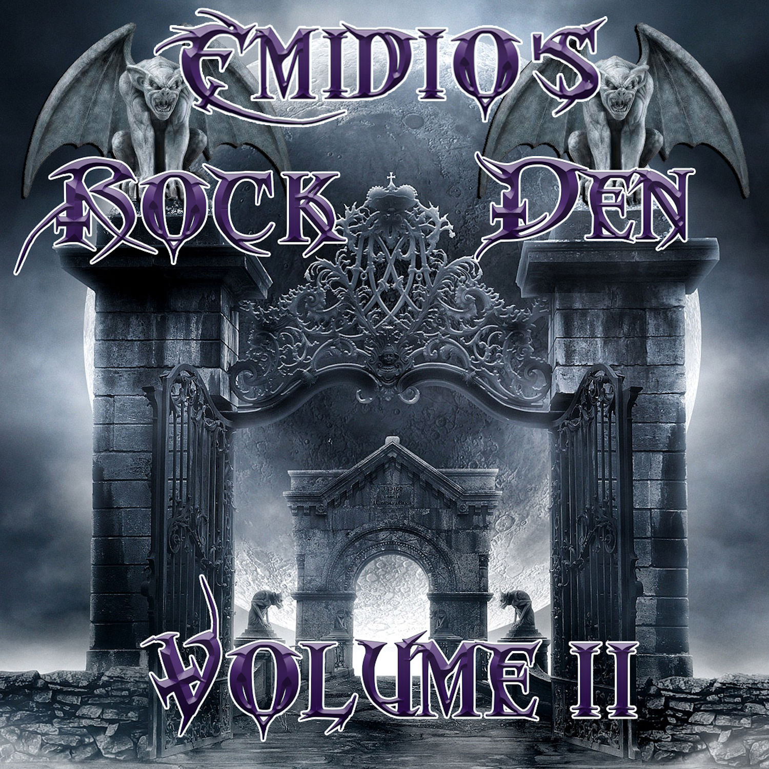 Emidio's Rock Den Volume Two