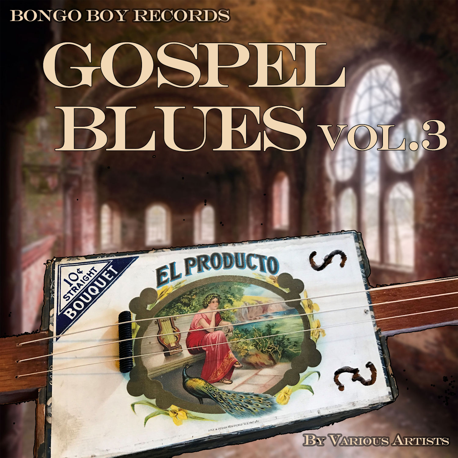 Bongo Boy Records Gospel Blues Vol. 3