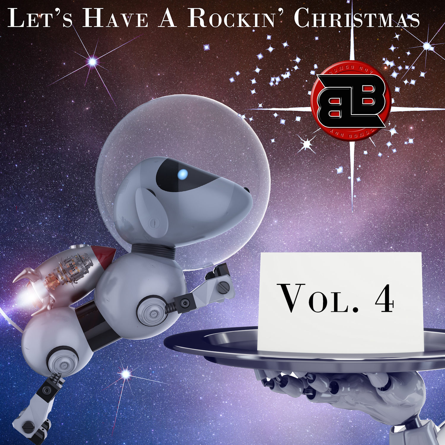 Vol 4  Have A Rockin Christmas | The Holiday Album by Various Artists